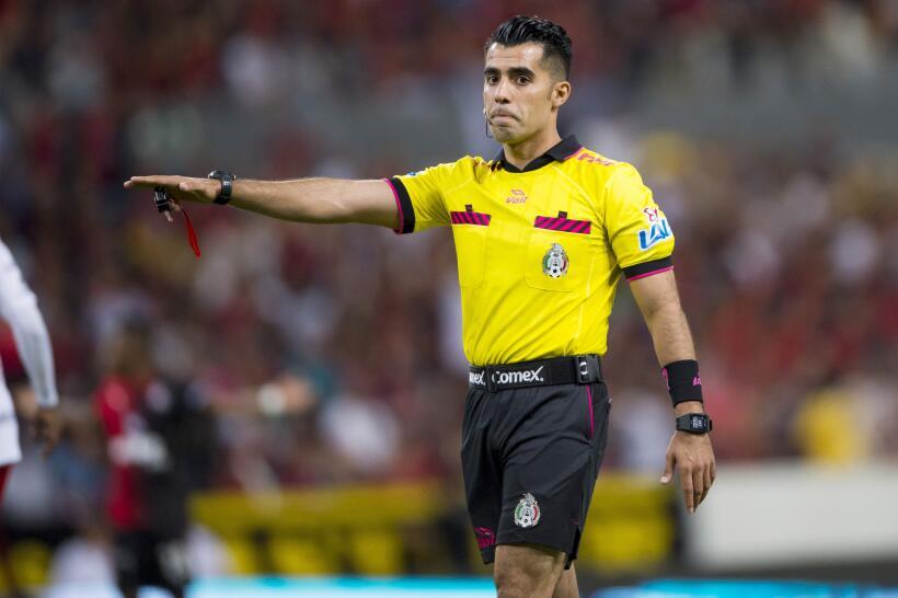Con chilena de Avilés Hurtado, Xolos sacó el empate ante Atlas Arbitro A...