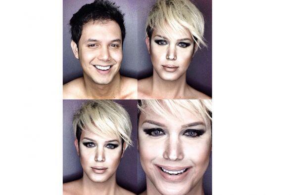 Jennifer Lawrence. Paolo se ha vuelto muy famoso en redes sociales.