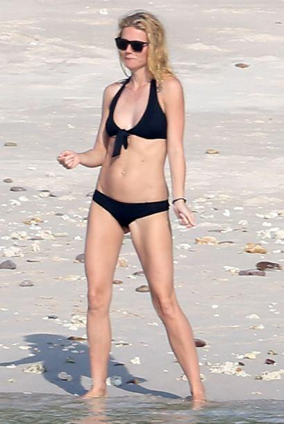 Por el momento Gwyneth se encuentra solterita.