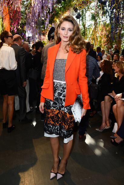 La actriz Olivia Palermo es una de las famosas que ha sabido cómo sacarl...