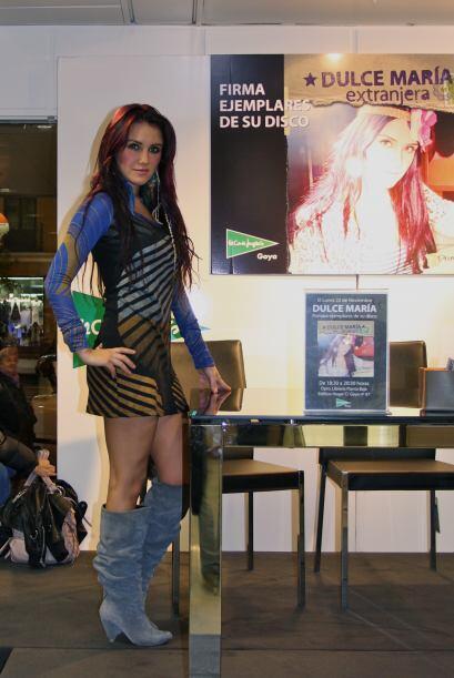 La coach de Va Por Tí combina a la perfección sus vestidos, de acuerdo a...