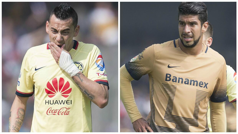 Rubens Sambueza y Eduardo Herrera, jugadores que no debes elegir en la J1