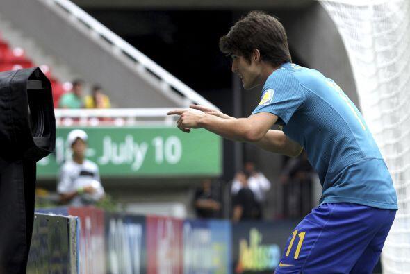 Y a este brasileño casi se va de boca por festejar su anotaci&oac...