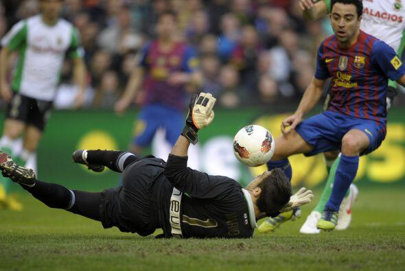 Los 'blaugranas' venían de golear 7-1 al Leverkusen en Champions League,...