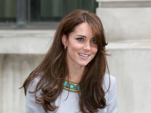 Kate Middleton repitió un atuendo entero que portó en 2012...