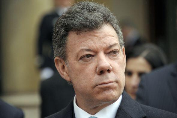 El mandatario anunció desde Davos, Suiza su inminente regreso a Colombia.