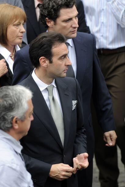 El matador Enrique Ponce presente.