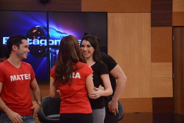 Shanik felicitó a Laura y ahora son las dos mujeres que se enfrentar por...