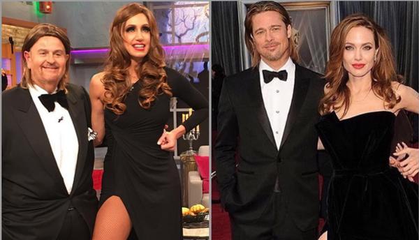 ¿Quién crees que se parece más a su disfraz de Halloween; Raúl y Lili co...