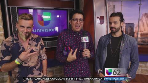 El grupo chileno Nea Agostini se presenta por primera vez en Austin