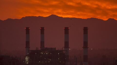 Las concentraciones de CO2 a nivel mundial alcanzaron 403,3 partes por m...