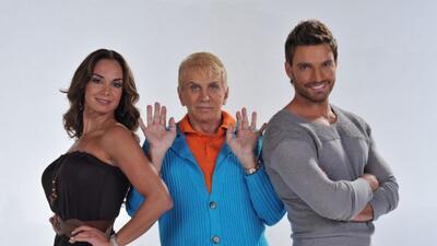 Los jueces de Nuestra Belleza Latina 2012