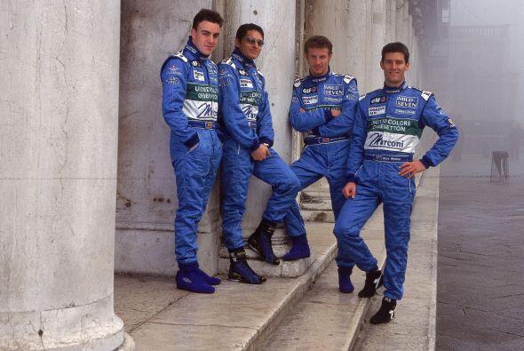 Alonso ya tenía pinta de campeón desde su ingreso a la Fórmula 1.