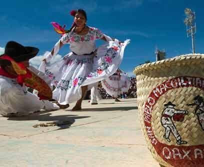 México: Centro histórico de OaxacaOaxaca de Juárez es una ciudad mexican...