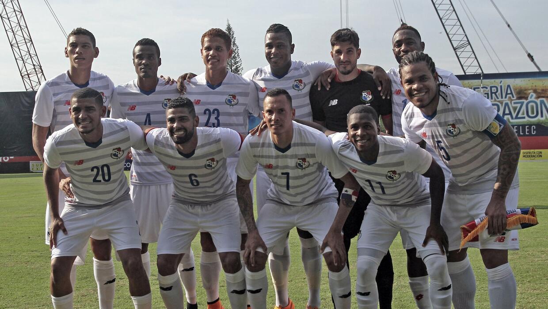 La selección panameña hará su debut ante el combinado de Haití.