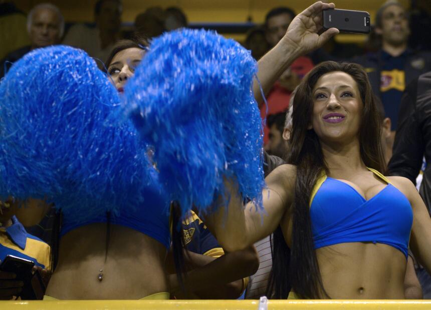 Las Boquitas no se volverán a ver en La Bombonera apoyando al equipo Xen...