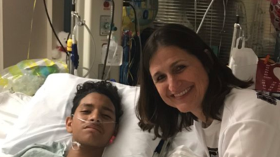 El adolescente, de origen venezolano, recibió dos tiros en la pierna der...