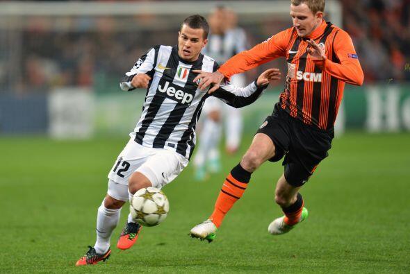 Juventus tenía en sus pies tanto el pase como eliminar al Chelsea y así...