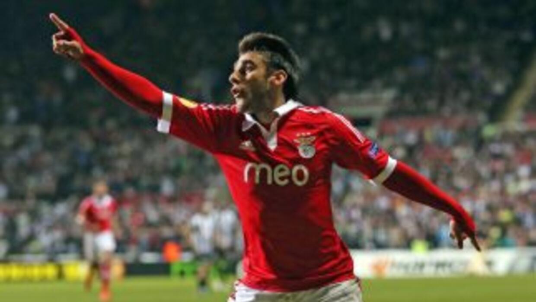 El 'Toto' Salvio convirtió uno de los goles en el triunfo de las 'Águila...