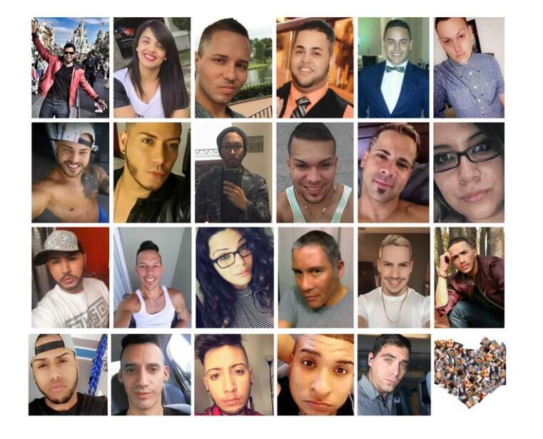 El gobierno de Puerto Rico confirmó que de las 49 víctimas...