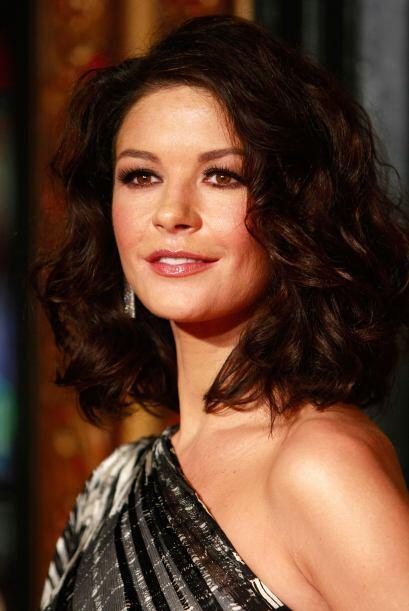 Dawnette Knight conoció a Catherine Zeta-Jones en una fiesta en el 2002,...