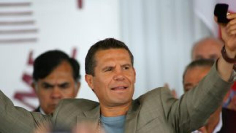 Julio César Chávez será promotor.