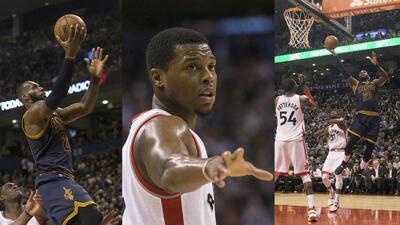 ¡Golpe de autoridad! Cavaliers vence a Raptors y se queda con liderato de Conferencia