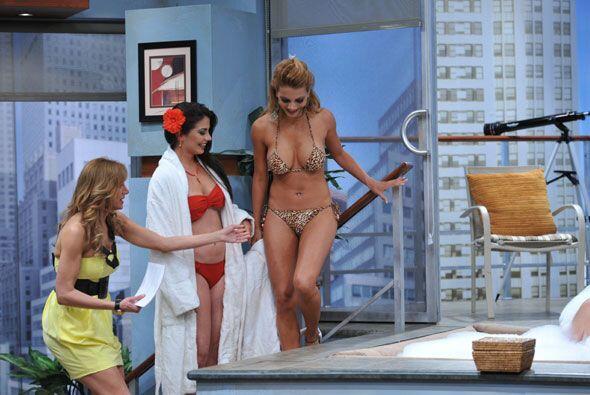 """Ahora las hermanas Lanuza llegaron a """"El Gordo y la Flaca"""" a contarle to..."""