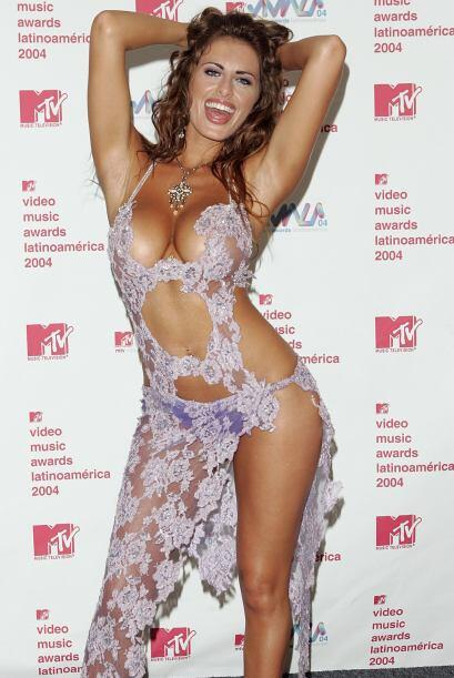 La argentina Silvina Luna se hizo conocida en un reality show. En la act...