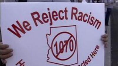 Letrero que usaran durante el evento de resistencia