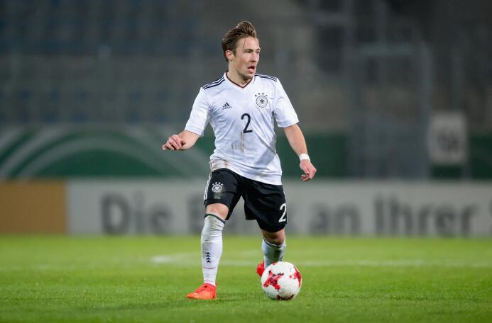 12. Felix Passlack - Defensa (Alemania / Hoffenheim)
