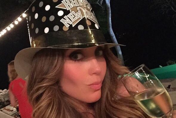 El 2015 está lleno de grandes sorpresas para Anahí ya que...