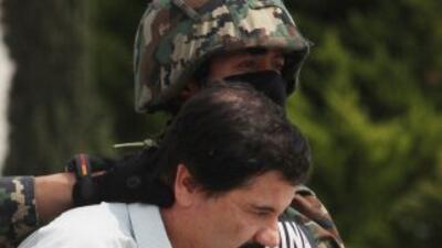 La captura de Joaquín El Chapo Guzmán