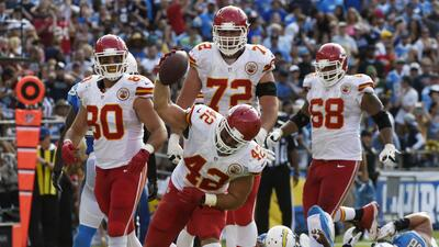 Highlights Semana 7: Kansas City Chiefs vs. San Diego Chargers