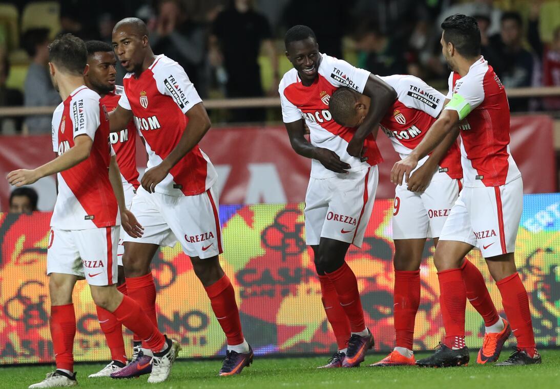 'El Tigre' Falcao vuelve con gol y triunfo tras su lesión en Mónaco Gett...