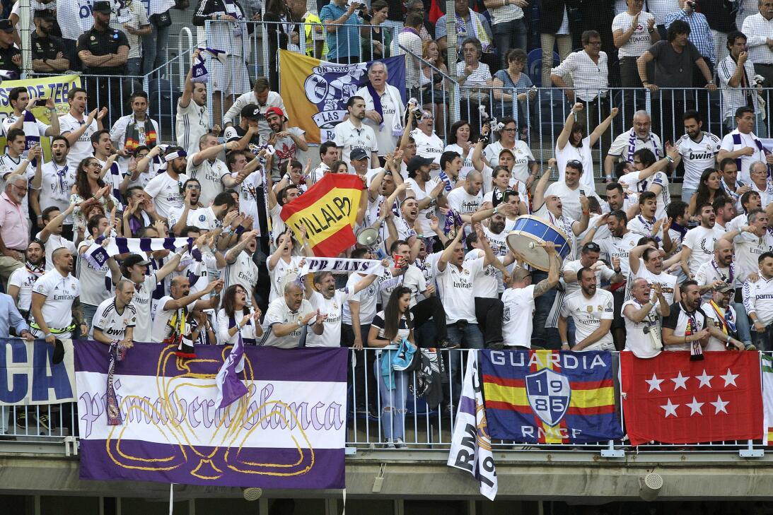 ¡Real Madrid campeón!: la fiesta del ganador de la Liga de España 636309...