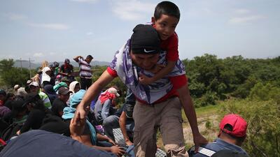 ¿Qué hace México ante la crisis de la frontera? Lo discutimos con Jorge...