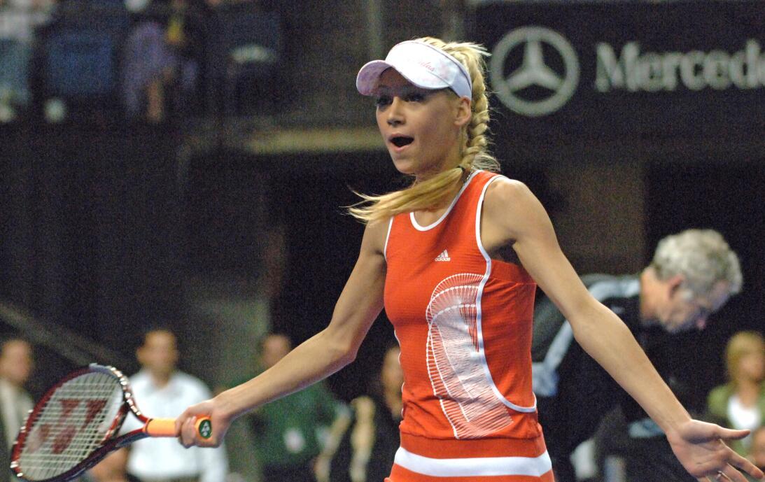 Anna Kournikova y una historia de amor que nos privó de una tenista de é...