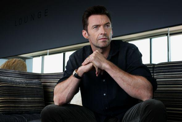 Y es que no hay nadie más bueno que Hugh. A quien pregunten, todas expre...