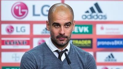 El técnico del Bayern Munich admite situación crítica por lesiones.