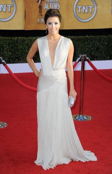 Sin lugar a dudas uno de los sexys de los SAG 2011¡ fue el de Eva Longor...