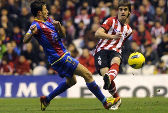 Antes se jugó el duelo entre Athletic de Bilbao y el Levante.