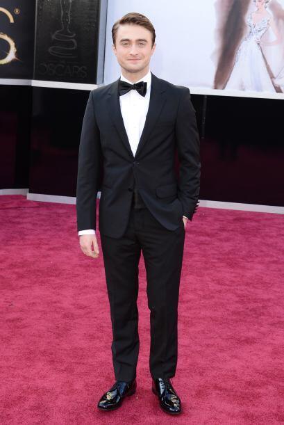 Ya no es un niño, Daniel Radcliffe ha logrado dejar de lado el papel de...