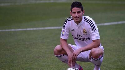 El colombianno está dispuesto a jugar donde Ancelotti se lo pida.