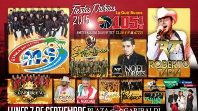 Fiestas Patrias 2015 Chicago