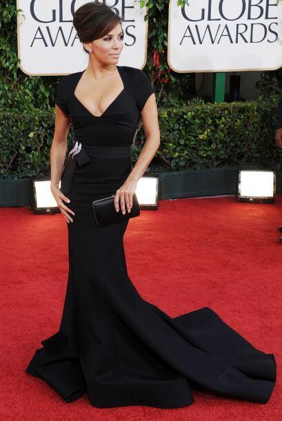 La alfombra roja de los Golden Globes del 2011 estuvo llena de aciertos...