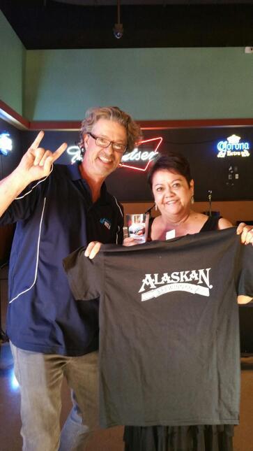 Alaskan Trip of a Lifetime Rocktails 2015