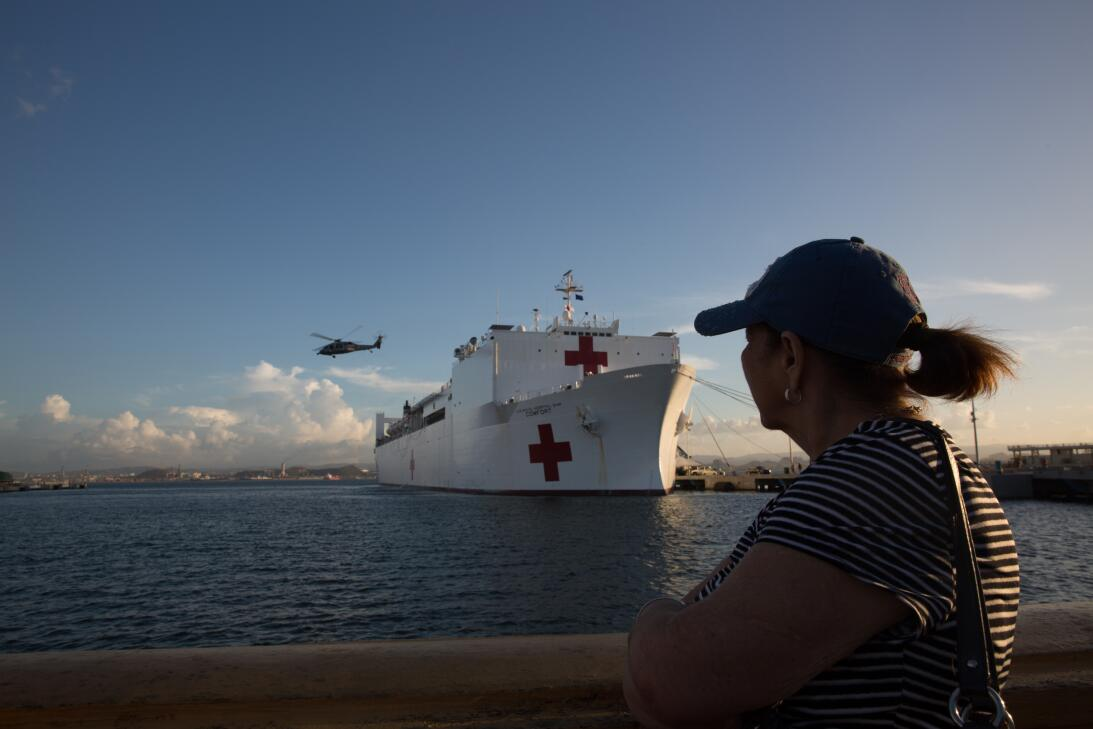 Hospital Barco Puerto rico