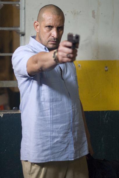 Harvey Noriega es el líder de una poderosa banda.