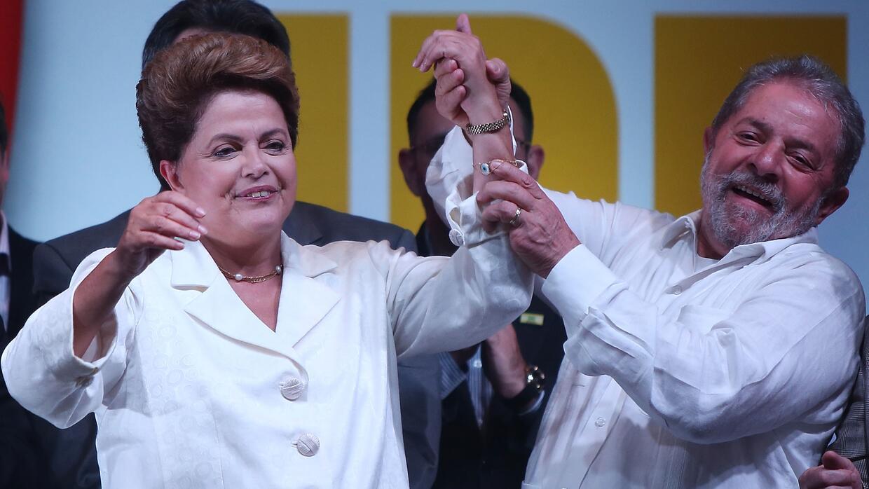 Santana dirigió las cuatro campañas presidenciales de Lula y Rousseff